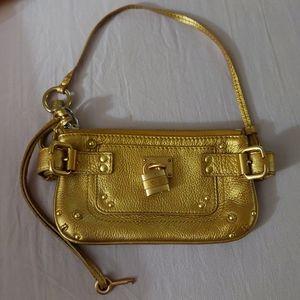 Authentic Chloé wristlet clutch bag 🍁🍂